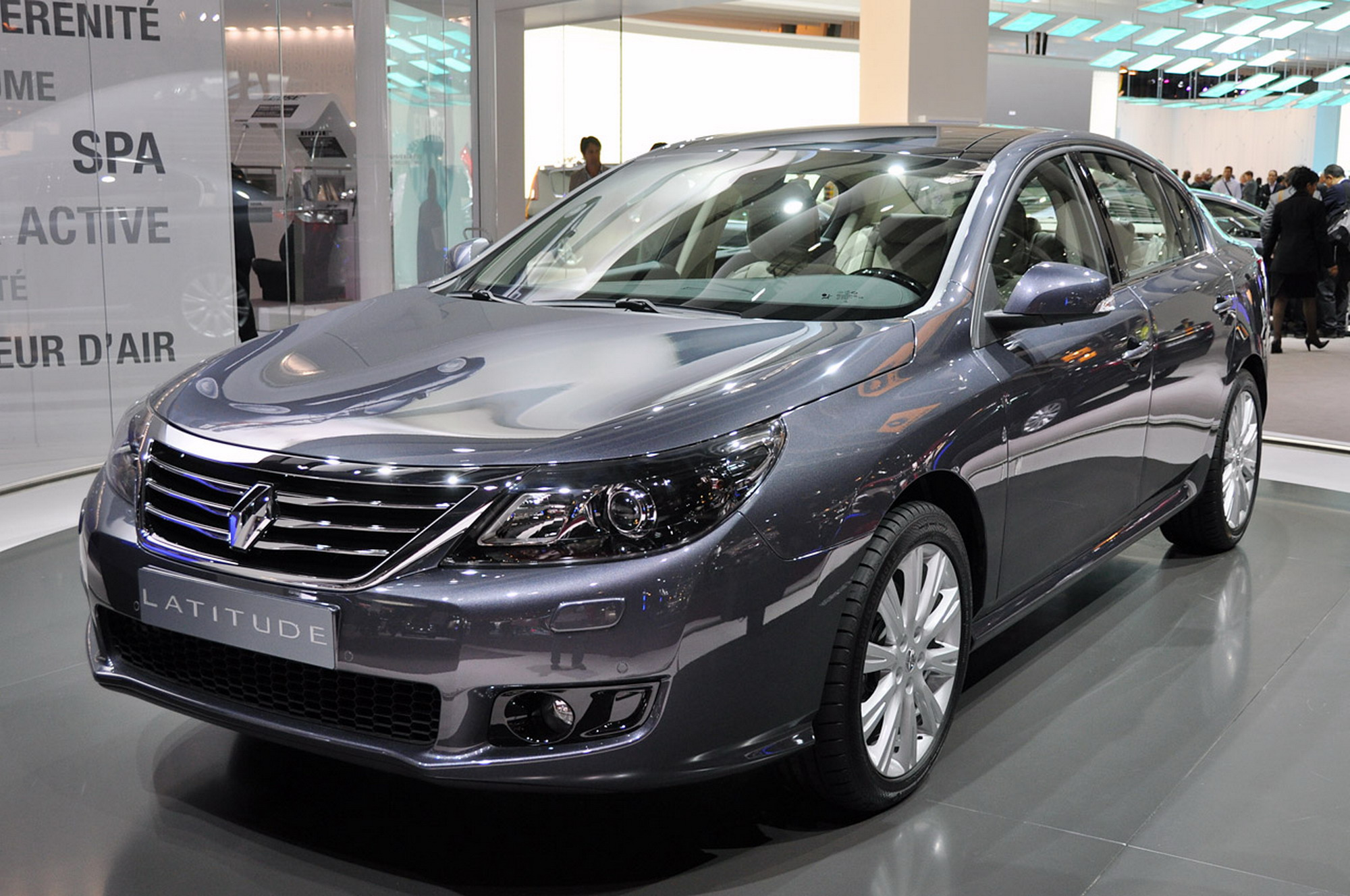 2011 renault latitude specifications reviews photos
