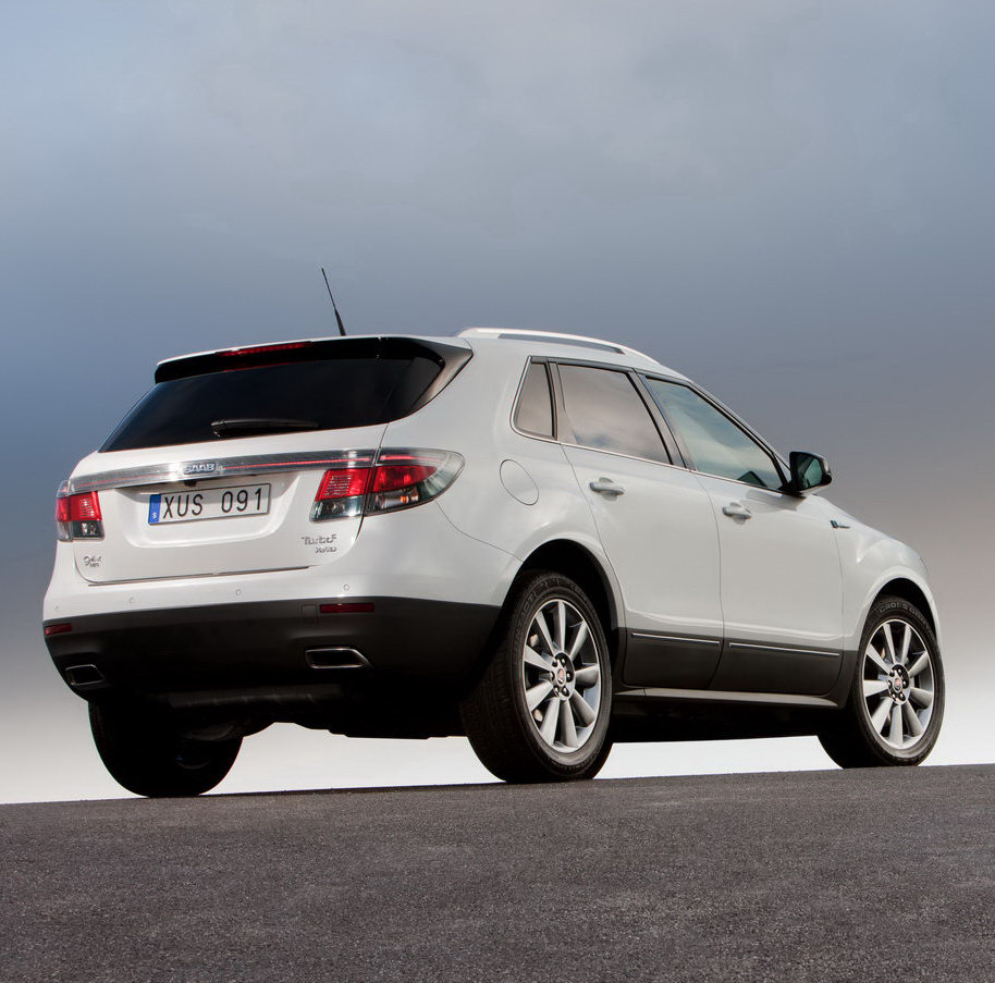 2011 Saab 9 4X 02 2011 Saab 9 4X SUV   Photos, Specifications, Review, Price