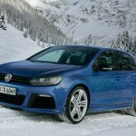 2011 Volkswagen Golf R (1)