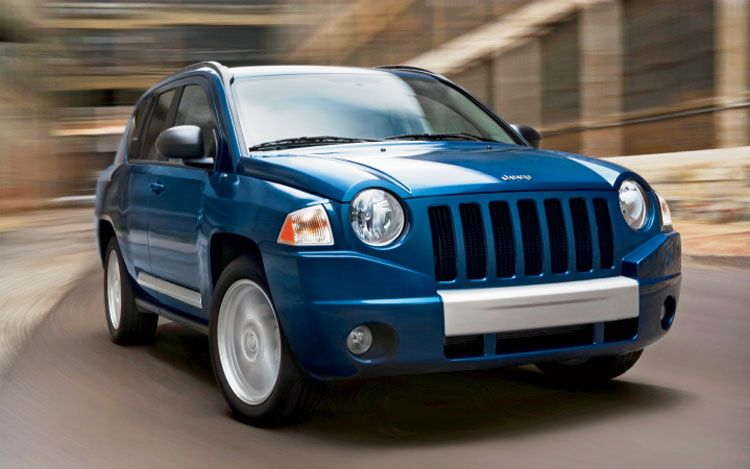 2011 jeep compass front view 2011 Jeep Compass   Photos, Features, Price