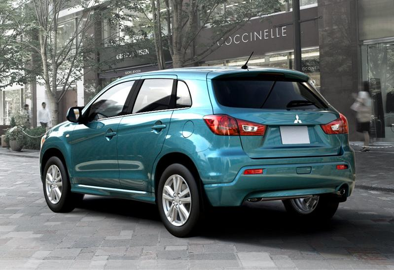 2011 mitsubishi rvr concept1 2011 Mitsubishi RVR   Features, Photos, Reviews