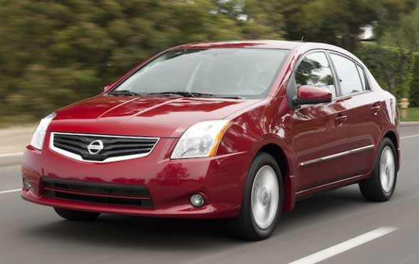 2011 nissan sentra features photos price. Black Bedroom Furniture Sets. Home Design Ideas