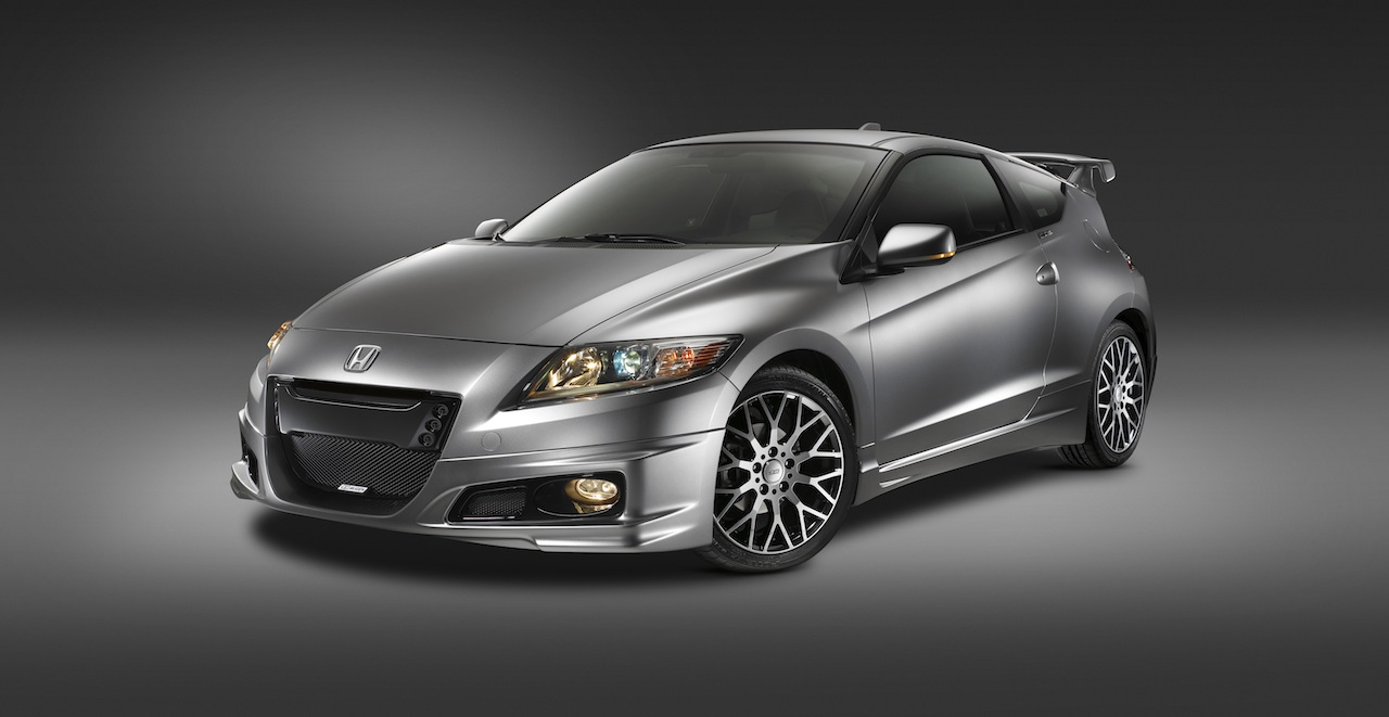 2011 honda cr z mugen images 0011 2011 Honda CR Z Mugen   Specifications, Reviews, Photos