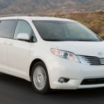 2011 toyota sienna press images main 150x150 New 2011 Toyota Sienna   Photos, Reviews, Specifications, Price