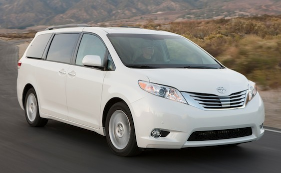 2011 toyota sienna press images main New 2011 Toyota Sienna   Photos, Reviews, Specifications, Price