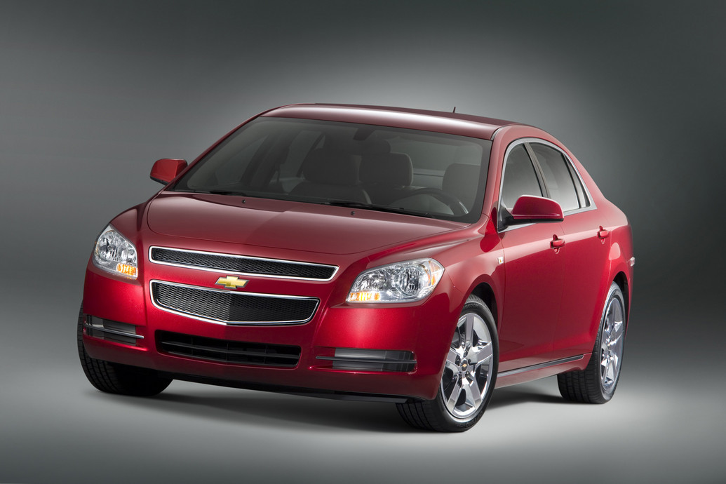 Chevrolet Malibu on 2011 Chevy Malibu 4 Cylinder Engine