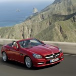 2012 Mercedes Benz SLK Roadster (1)