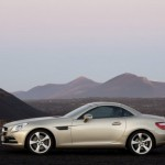 2012 Mercedes Benz SLK Roadster (10)