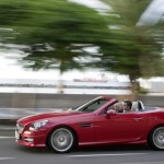 2012 Mercedes Benz SLK Roadster (11)