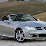 2012 Mercedes Benz SLK Roadster (18)