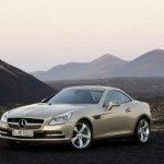 2012 Mercedes Benz SLK Roadster (2)