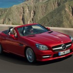 2012 Mercedes Benz SLK Roadster (21)
