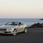 2012 Mercedes Benz SLK Roadster (3)