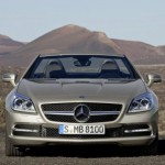 2012 Mercedes Benz SLK Roadster (4)