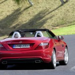 2012 Mercedes Benz SLK Roadster (6)