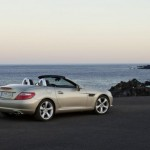 2012 Mercedes Benz SLK Roadster (7)
