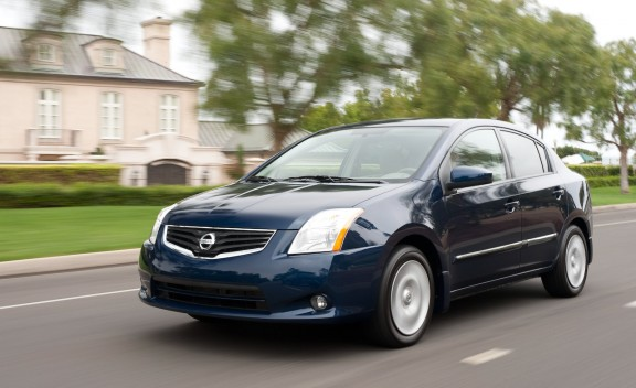 2012 nissan sentra The awesome features of Nissan Sentra 2012