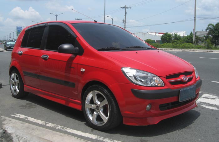 2011 Hyundai Getz – Features, Photos, Price, Reviews | machinespider.com