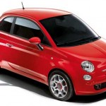 Fiat 500 Rosso Corsa Limited Edition front side view 150x150 Fiat 500 Rosso Corsa   Features, Photos, Price