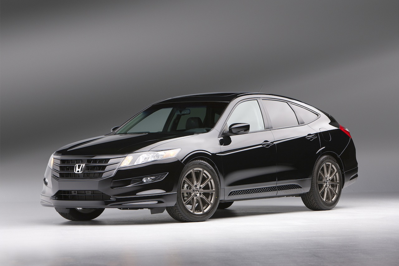 Honda Shows Accord Crosstour Hfp Concept And Accord Coupe Hfp Machinespider Com