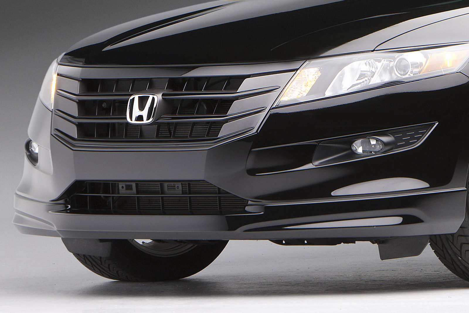Honda Shows Accord Crosstour Hfp Concept And Accord Coupe