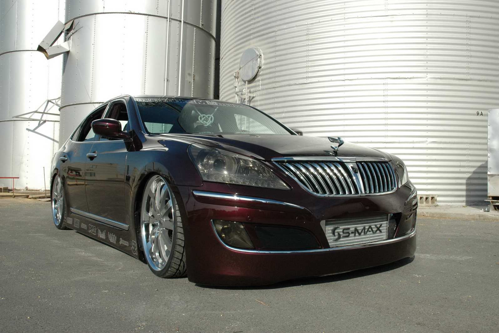 Mummbles Equus 2 2011 Hyundai Equus 450HP Turbo V8   Photos, Specifications, Reviews