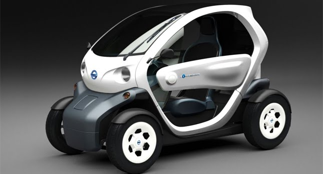 NMC lead Nissan Clones the Renault Twizy EV   Photos, Reviews, Specifications