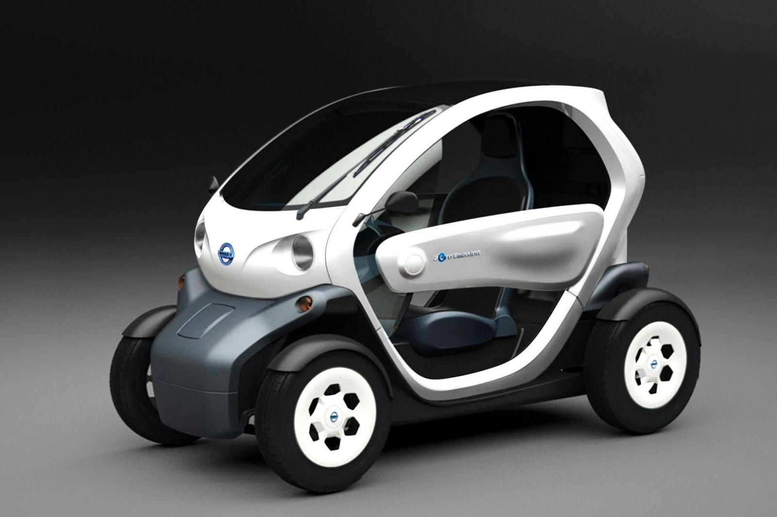 nissan clones the renault twizy ev photos reviews specifications. Black Bedroom Furniture Sets. Home Design Ideas