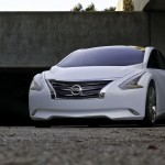 Nissan Ellure 3 150x150 Nissan Ellure Sedan Concept   Features, Photos