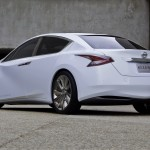Nissan Ellure 4 150x150 Nissan Ellure Sedan Concept   Features, Photos
