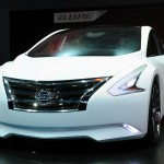 Nissan Ellure Sedan Concept (1)