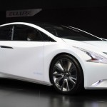 Nissan Ellure Sedan Concept