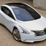 Nissan Ellure Sedan Concept (16)
