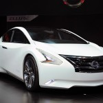 Nissan Ellure Sedan Concept (2)
