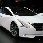 Nissan Ellure Sedan Concept (3)