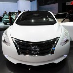 Nissan Ellure Sedan Concept (6)