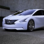 Nissan Ellure Sedan Concept (8)