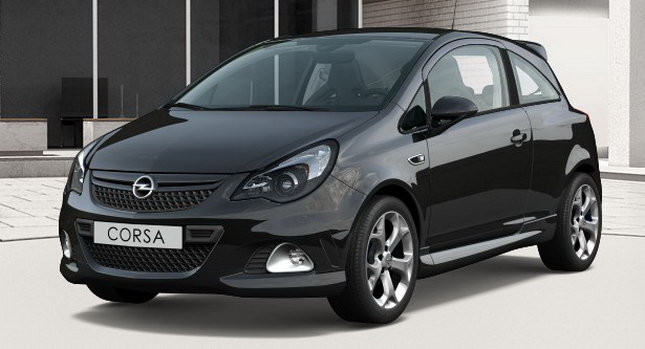 2011 opel corsa facelift photos features price. Black Bedroom Furniture Sets. Home Design Ideas