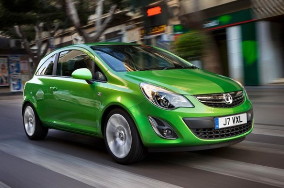 Opel Corsa Facelift1 2011 Opel Corsa Facelift   Photos, Features, Price
