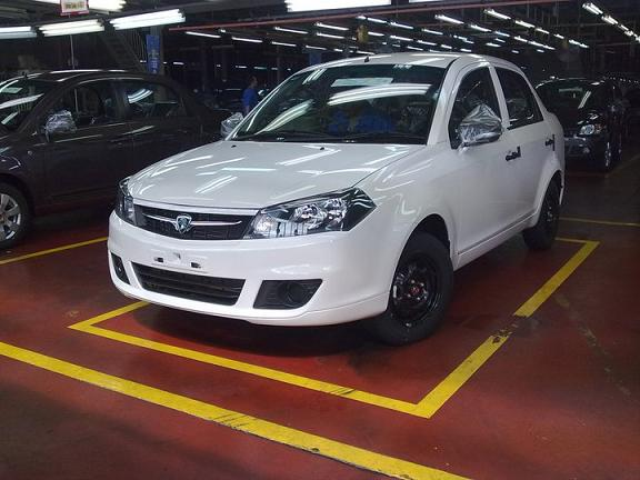 Proton Saga facelift 2011 2011 Proton Saga Facelifted   Features, Photos, Price