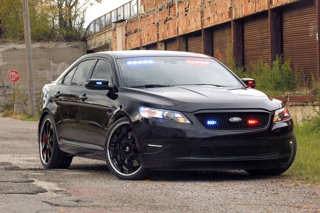 Stealth Ford Police Interceptor concept Ford Police Interceptor Stealth   Photos, Specifications, Reviews