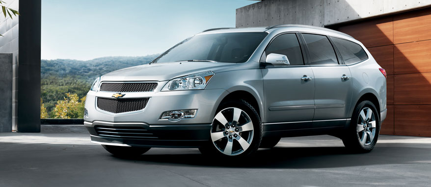 Traverse Ext 01 2011 Chevrolet Traverse   Photos, Price, Specifications, Reviews