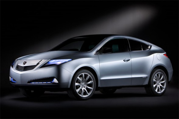 ZDX JPEG 2011 Acura ZDX   Features, Photos, Price