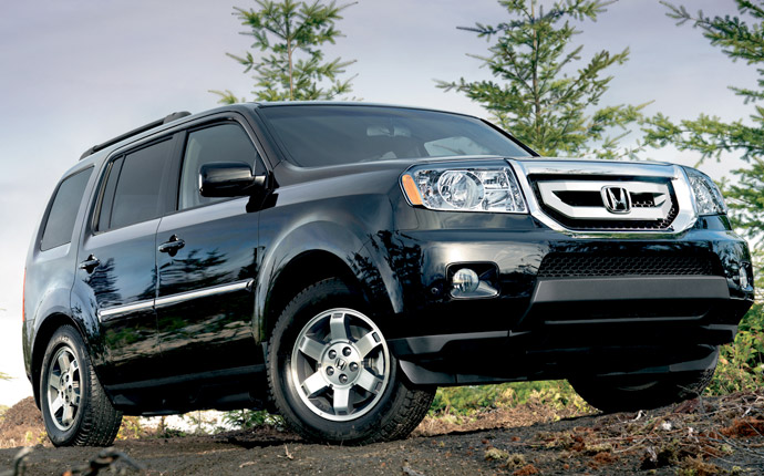 gal lg11 2011 Honda Pilot   Reviews, Features, Photos