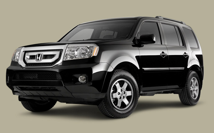 gal lg14 2011 Honda Pilot   Reviews, Features, Photos
