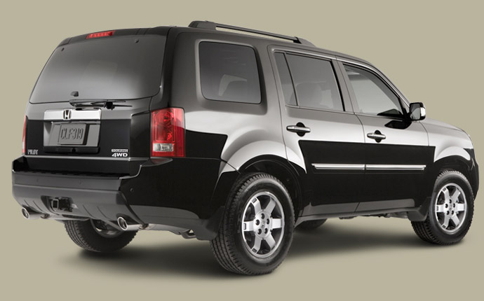 Exceptional Gal Lg15 2011 Honda Pilot Reviews, Features, Photos