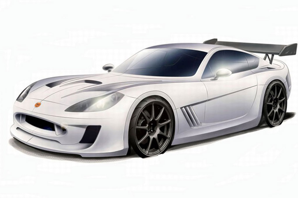 ginetta g55 100332008 l Ginetta G55 Sports Car Racer   Features, Photos, Price