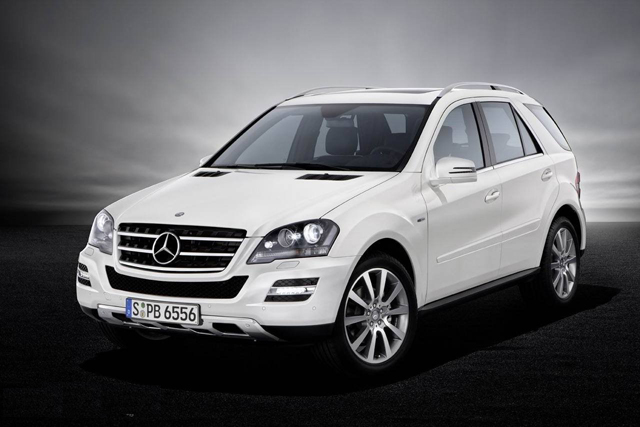mlgrand edited 1 2011 Mercedes Benz M Class Grand Edition  Features, Reviews, Photos