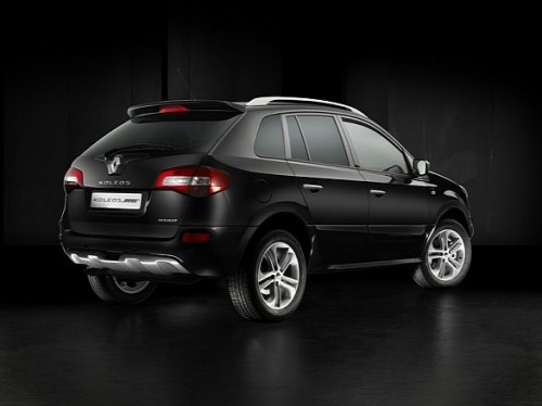 2011 renault koleos bose photos features. Black Bedroom Furniture Sets. Home Design Ideas