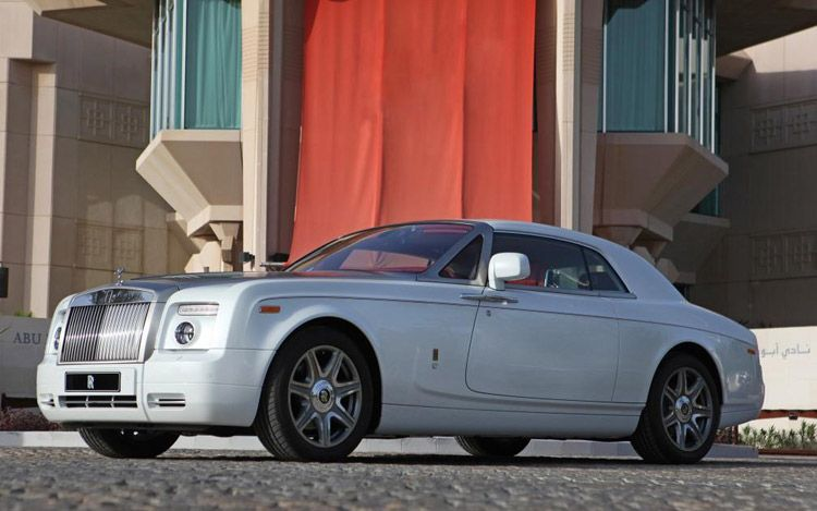 rolls royce shaheen phantom coupe front three quarter Rolls Royce Phantom Coupe Shaheen Special Edition   Photos, Features, Price
